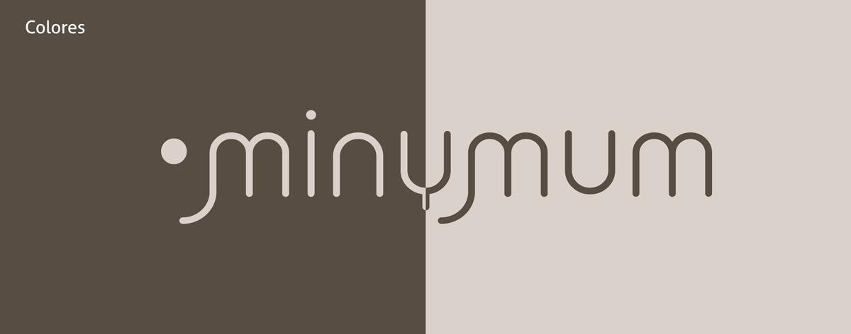 Identidad corporativa, Minymum. Humanos Unidos Comunicación. Vitoria-Gasteiz