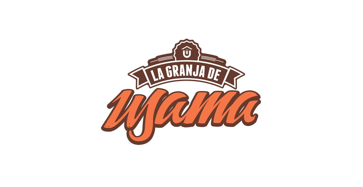 Branding e identidad corporativa, la Granja de Usama. Humanos Unidos Comunicación. Vitoria-Gasteiz