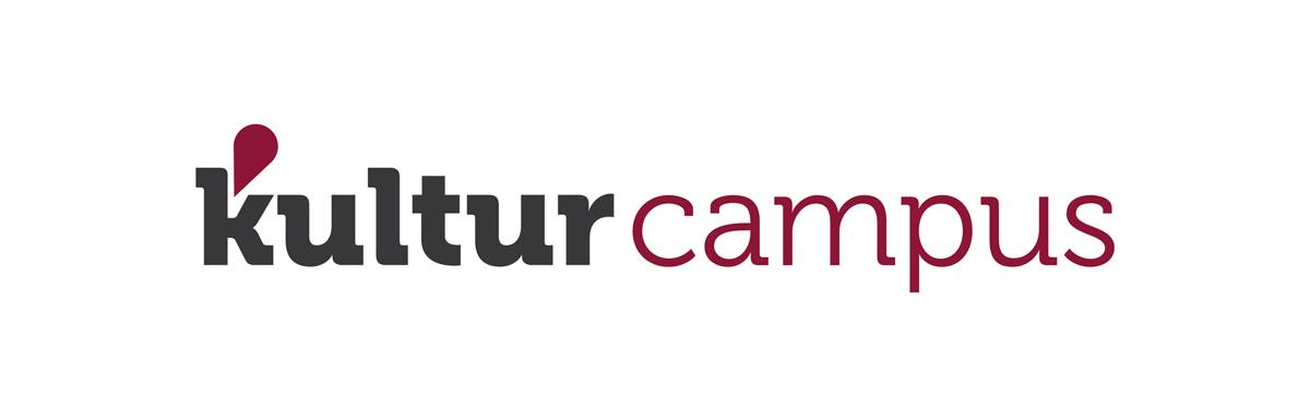 Diseño de identidad corporativa Kulturcampus. Humanos Unidos comunicación. Vitoria-Gasteiz