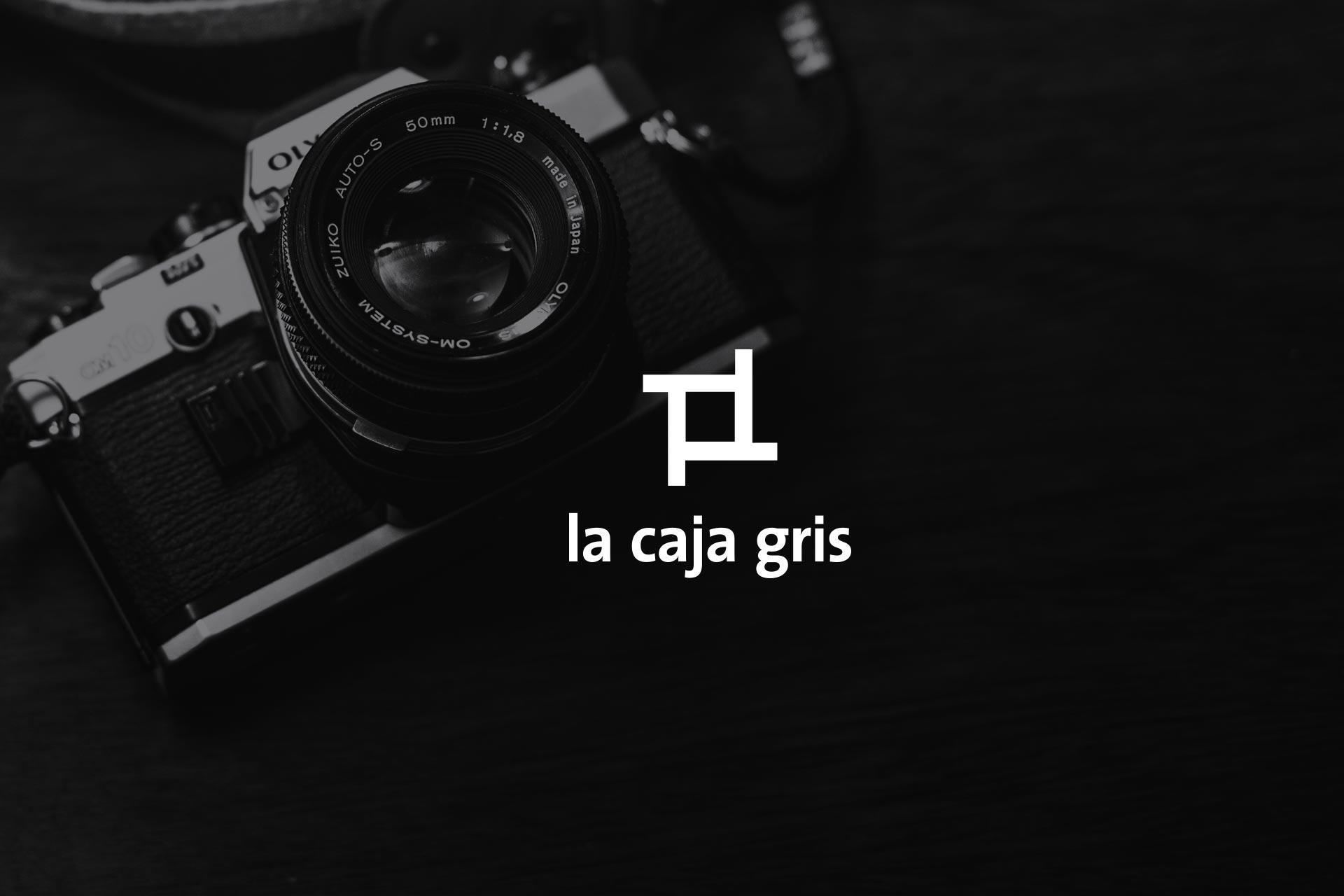 Branding e identidad corporativa, La caja Gris. Humanos Unidos Comunicación. Vitoria-Gasteiz